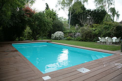 Swimming pool refurbishment after