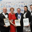 Local Swimming Pool Company Makes a Splash at Annual Industry Awards
